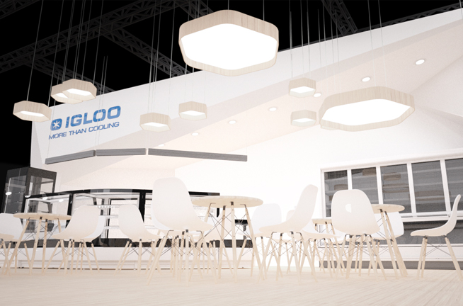IGLOO EuroShop 2017 Düsseldorf