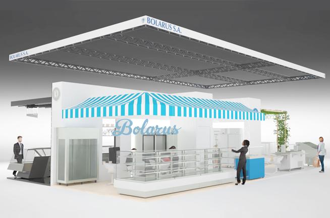 BOLARUS HOST 2017 Mediolan